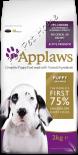 Applaws 全天然無穀物幼犬(大型犬)-雞 2kg