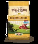 Whole Earth Farms 無穀物全貓雞肉配方 02.5磅