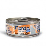 Monge Super Premium 系列 貓罐頭 80g - 吞拿魚+三文魚