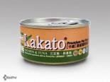 Kakato - 三文魚+吞拿魚 170G