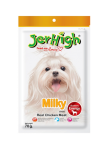 JerHigh 狗小食 Jer09 牛奶雞肉條 70g