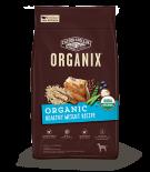 Organix 穀物成犬糧-有機健康體重配方10lb