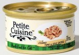 Petite Cuisine 吞拿魚+比目魚 85g