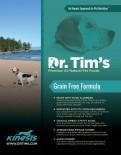 Dr.Tim's 全天然無穀物成犬糧 雞肉+海魚 15磅