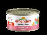 almo nature legend Salmon 鮭魚(三文魚) 貓罐頭 70g