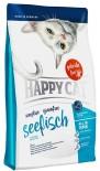 Happy Cat 無穀物海魚配方貓糧 1.4kg
