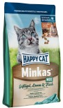 Happy Cat Minkas Mix 雞+魚+羊 貓糧 10kg