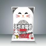 日本Akane 活性炭強力除臭貓砂 7L