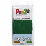 7. Pawz Boots XL Deep Green