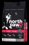 North Paw 無穀物雞肉+魚 全貓配方 貓糧 2.25kg (黑粉) [NPCAT2]