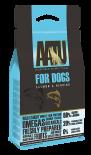 AATU 80/20/0 無穀物 野生三文魚低敏天然狗糧 01.5kg