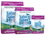 Natural Balance雪山甜薯鹿肉全犬種 4.5lb