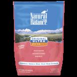 Natural Balance 雪山 魷魚+三文魚+鴨肉 貓糧 5lb
