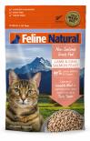 F9 Feline Natural 脫水鮮肉貓糧 – 羊及三文魚配方 320g