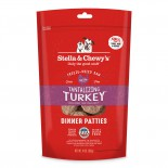 Stella & Chewy's 凍乾脫水狗糧 Freeze Dried Tantalizing Turkey Dinner - 火雞誘惑配方  05.5oz