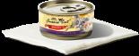 Fussie Cat 金鑽貓罐頭 80G 雞肉加鴨肉 x 24罐原箱優惠