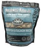 Northwest Naturals™ 無穀物脫水糧 – 白身魚+三文魚 340g
