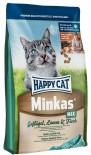 Happy Cat Minkas Mix 雞+魚+羊 貓糧 4kg
