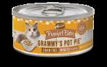 Merrick 無穀物貓罐頭 Grammy's Pot Pie 雞肉紅蘿蔔 肉粒 5.5oz