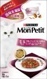 MON PETIT - 滋味乾貓糧毛球配方 (含鰹魚乾) 240g
