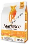 Nutrience 天然無穀物火雞+雞+鯡魚全犬配方 - 11.5 kg