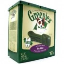 Greenies Large 牙齒骨 17支