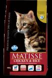 Matisse Adult 全天然成貓糧 - 雞肉 10kg x 2包優惠
