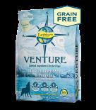 Earthborn Venture Alaska Pollock Meal & Pumpkin 阿拉斯加鱈魚+南瓜 低敏單一蛋白無穀物狗糧 04lb