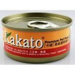 Kakato - 三文魚+魚湯 170G