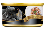 Be My Baby 濕貓糧-Chicken & Beef & Carrot 紅蘿蔔 雞肉+牛肉+紅蘿蔔 85g