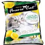 Fussie cat 礦物貓砂 檸檬味(10L) X 10包