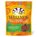 Wellness WellBites 羊肉拼三文魚口味 8oz