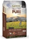 Canidae PURE WILD BOAR 無穀物野生豚肉配方 狗糧 24lb
