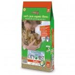 CAT'S BEST凝結木屑砂(紅標)20L x 2包優惠