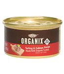 ORGANIX 成貓有機貓用罐頭 火雞和三文魚配方罐頭 5.5oz