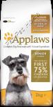 Applaws 全天然無穀物老犬- 雞 2kg