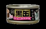 AIXIA 黑罐 BCM-12 吞拿魚+鰹魚+三文魚