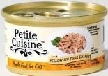 Petite Cuisine 黃旗吞拿魚 85g x 24