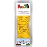 2. Pawz Boots XXS Yellow