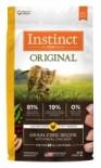 Natures Variety Instinct - 無穀物雞肉全貓配方 11lb