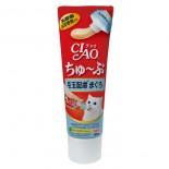 CIAO CS-154 吞拿魚化毛球醬益生菌(牙膏裝) 80g