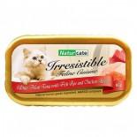 Naturcate 白肉吞拿魚+魚子+雞肉 85g x 10罐原箱優惠