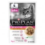 Pro Plan 成貓敏感配方 (醬汁雞肉) 85g x 12包原盒同款優惠