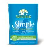 Wellness SIMPLE 防敏羊肉燕麥配方 10lb8oz