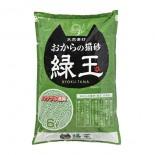 綠玉日本綠茶豆腐砂-6L x 8