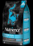 Nutrience SubZero 冷凍脫水鮮三文魚、鯡魚 無穀物七種魚 全貓配方 05LB