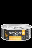 Nutrience 無穀物凍乾脫水 雞、雞肝及三文魚-全貓罐 5.5oz (黃色)