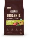 Organix 有機無穀物成犬糧 羊肉豌豆配方 12lb