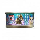 Akika 漁極 - AY25 金槍魚+鯖魚 80g x 6罐優惠