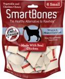 SmartBones - 雞肉味小型small潔齒骨 (6條)